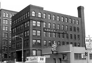 Tapley Building - c. 1977 photo