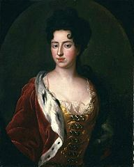 Portrait of Queen Catherine Opalińska