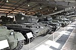 M41 Walker Bulldog – Kubinka Tank Museum (26156526969).jpg