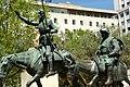 MADRID SOLI-LOQUIOS de QUIJOTE y SANCHO (5 de 10) - panoramio.jpg