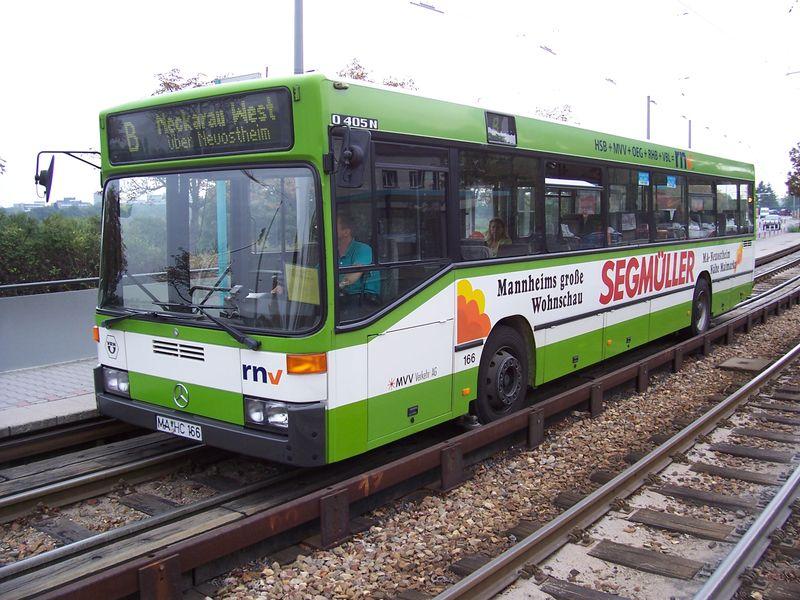 MB O 405 Mannheim 100 1728