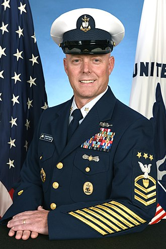 Excelsior College - Alumnus Jason M. Vanderhaden, 13th Master Chief Petty Officer of the Navy