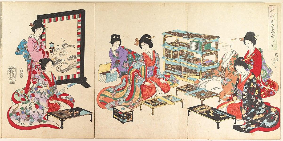 toyohara chikanobu - image 7