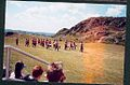 MILITARY TATOO, SIGNAL HILL, 10TH AUGUST 2002 Port Hope Simpson Off The Beaten Path Llewelyn Pritchard.jpg