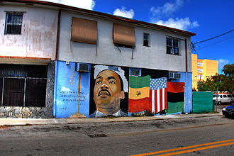 Liberty City (Miami) - Liberty City mural