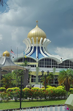 What are the places of national importance in Malaysia?