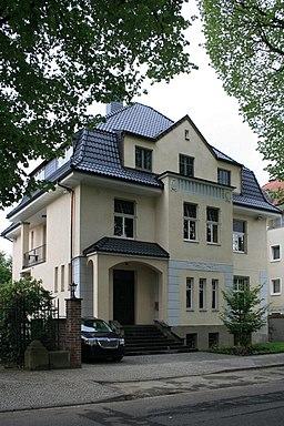 Mozartstraße in Mönchengladbach