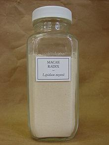 Lepidium meyenii - Wikipedia