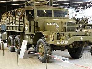 Mack No 7 189 Ton 6x6 Truck Wikipedia
