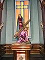 Madeira - Curral das Frieras - Our Lady of Livramento (11774327683).jpg