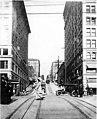 Madison St, looking east, ca 1909 (SEATTLE 817).jpg