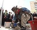 Madrid rinde homenaje a sus 450 víctimas de los campos de exterminio de Hitler 02.jpg