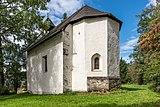 Magdalensberg Portendorf 1 Schlosskapelle hl. Dreifaltigkeit und hl. Nikolaus 16092018 4304.jpg