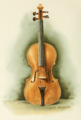 Maggini Dumas violin front.png