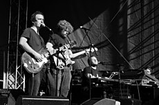 Magnolia Electric Co. live 20050707.jpg