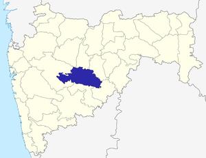Beed district - Image: Maharashtra Beed