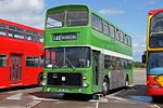 Maidstone & District bus 5385 (LKP 385P), 2012 North Weald bus rally.jpg