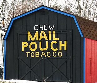 """Reproduction <a href=""""http://search.lycos.com/web/?_z=0&q=%22Mail%20Pouch%20Tobacco%20Barn%22"""">Mail Pouch tobacco barn</a>"""