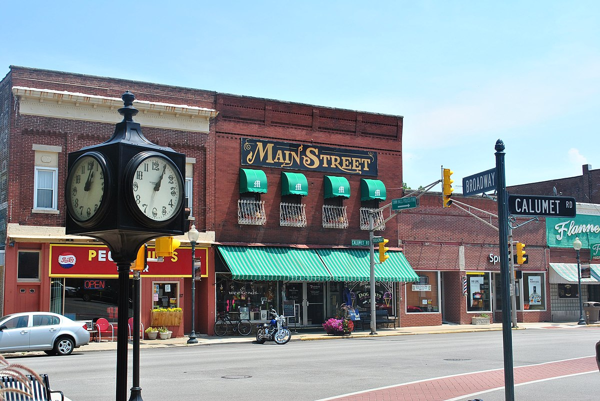 Outlets In Nj >> Chesterton, Indiana - Wikipedia