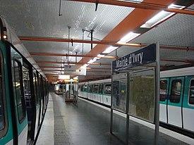 mairie d ivry m 233 tro