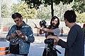 Making-of del cortometraje Macarril bici 85.jpg