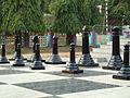 Malampuzha Garden Chess Board Park.JPG