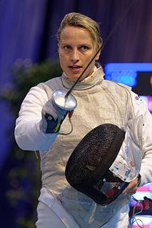 Małgorzata Wojtkowiak Polish fencer