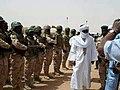 Malian Prime Minister Soumeylou Boubeye Maïga in Tessalit, 22 March 2018 03.jpg