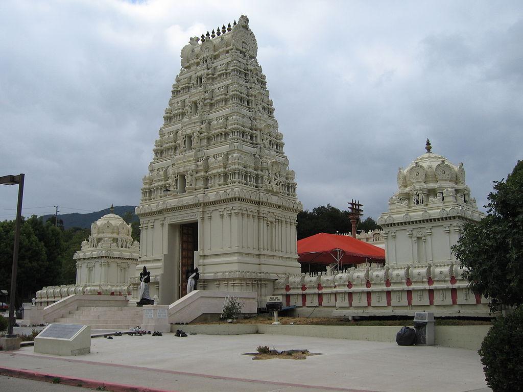 File Malibu Hindu Temple 8 Jpg Wikimedia Commons