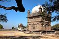 Malik Ambar - Tomb in Khuldabad Aurangabad Maharashtra India.jpg
