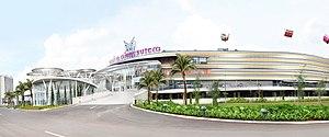 Mall @ alam sutera view