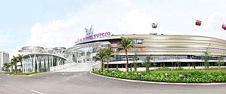Tangerang - A mall at Alam Sutera