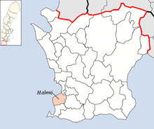 Malmö Municipality in Scania County.png