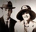 Mamie Stuart George Shotton South Shields 1918 Wedding.jpg