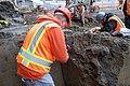 Mammoth bones found at OSU expansion of Valley Football Center - DSC 0445 - 24623405636.jpg