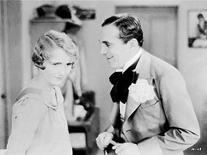 Mammy (film) - Lois Moran and Al Jolson in Mammy