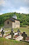 Manastir Vaznesenje, manastirska crkva i porta