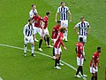Manchester United v West Bromwich Albion, April 2017 (13).JPG