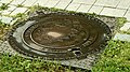 Manhole cover Alba Iulia (26879680326).jpg