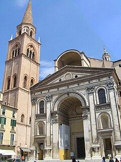 Basilica of SantAndrea, Mantua