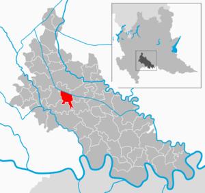 Massalengo - Image: Map IT Lodi Massalengo