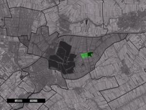 Driebruggen - Image: Map NL Reeuwijk Driebruggen