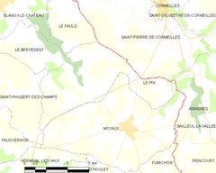 Map commune FR insee code 14504.png
