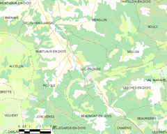 Map commune FR insee code 26167.png
