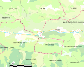 Map commune FR insee code 26200.png