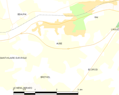 Map commune FR insee code 61008.png