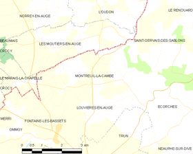 Map commune FR insee code 61291.png
