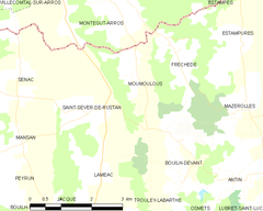 Map commune FR insee code 65397.png