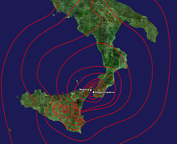 Cartina Sismica Italia Wikipedia.Terremoto Di Messina Del 1908 Wikipedia