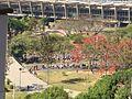 Maratona Olímpica Rio de Janeiro - vista aérea MAM, Vivo Rio, Aterro do Flamengo.jpg